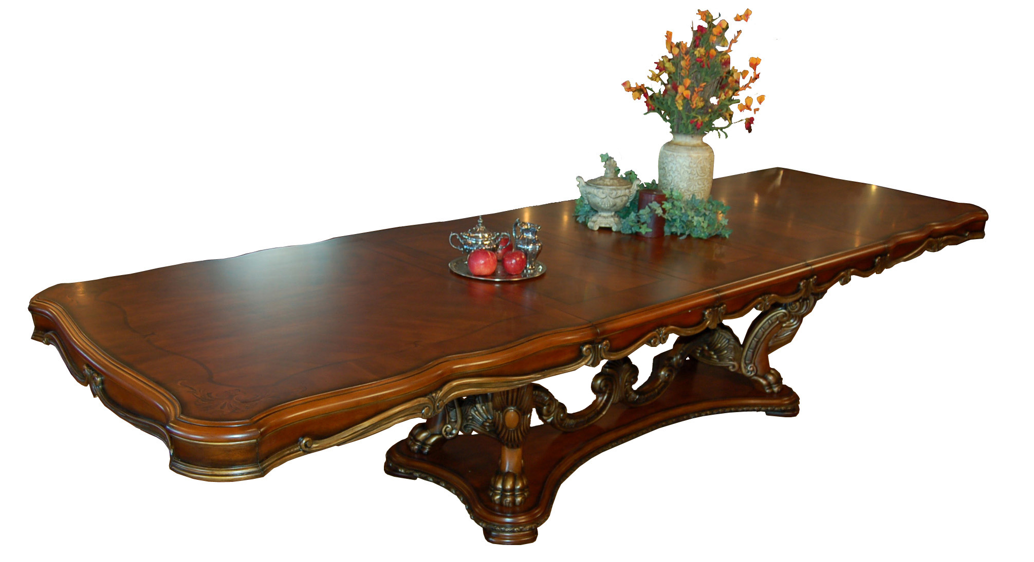 Mahogany And More Dining Tables Ornate French Rococo
