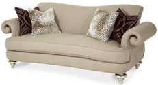 Platinum Hollywood Swank Sofa