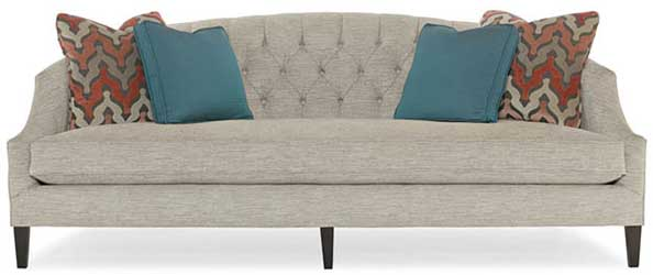 Modern Tufted Upholstered Sofa
