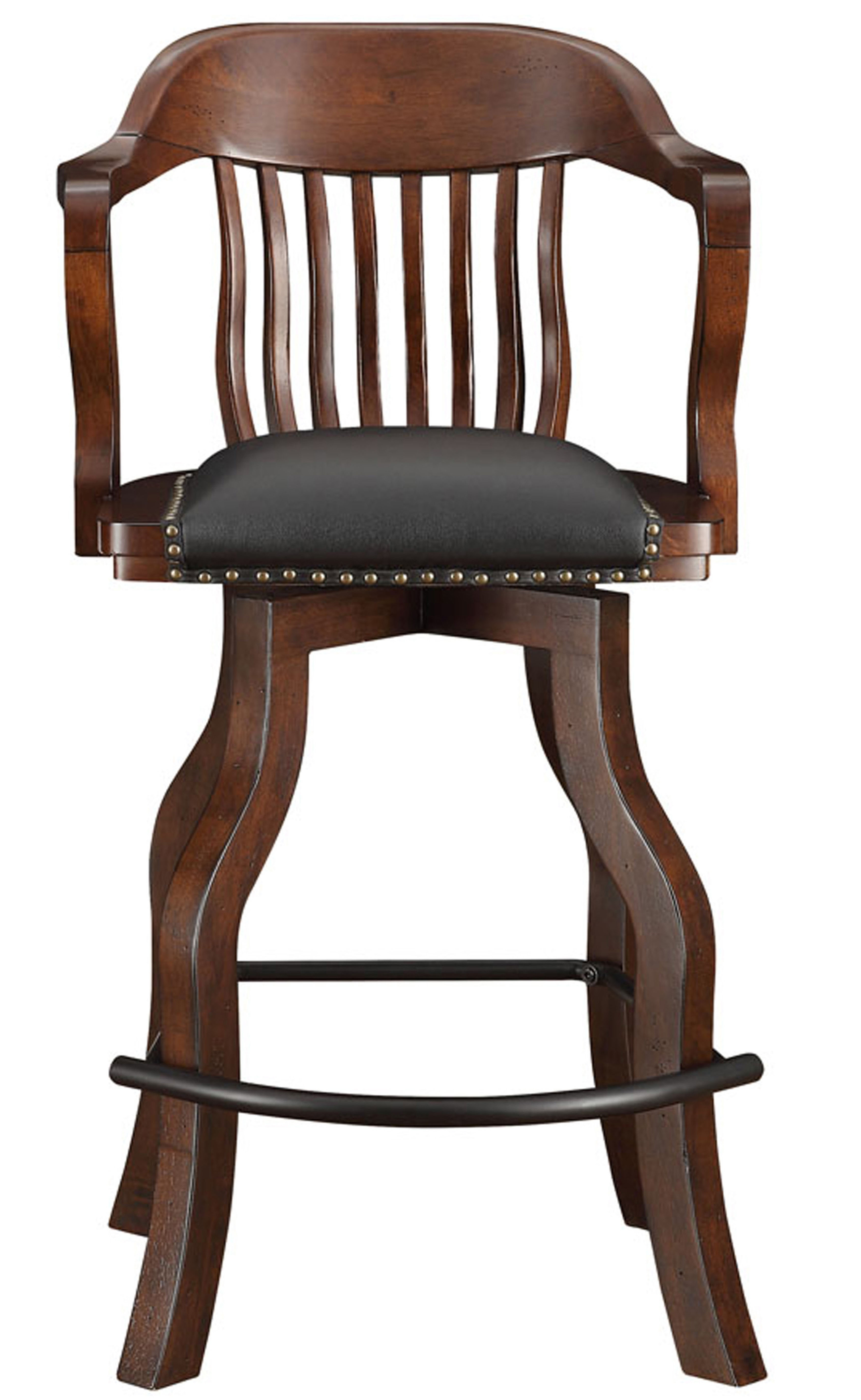 ECI Olde Town 30quot Swivel Bar Stool with Arms eBay : fullview1exp from ebay.com size 287 x 500 jpeg 44kB