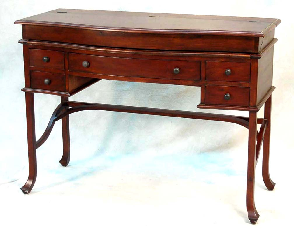 Table Top Writing Desk Desks Conference Tables Chairs Office And Bookcases Library