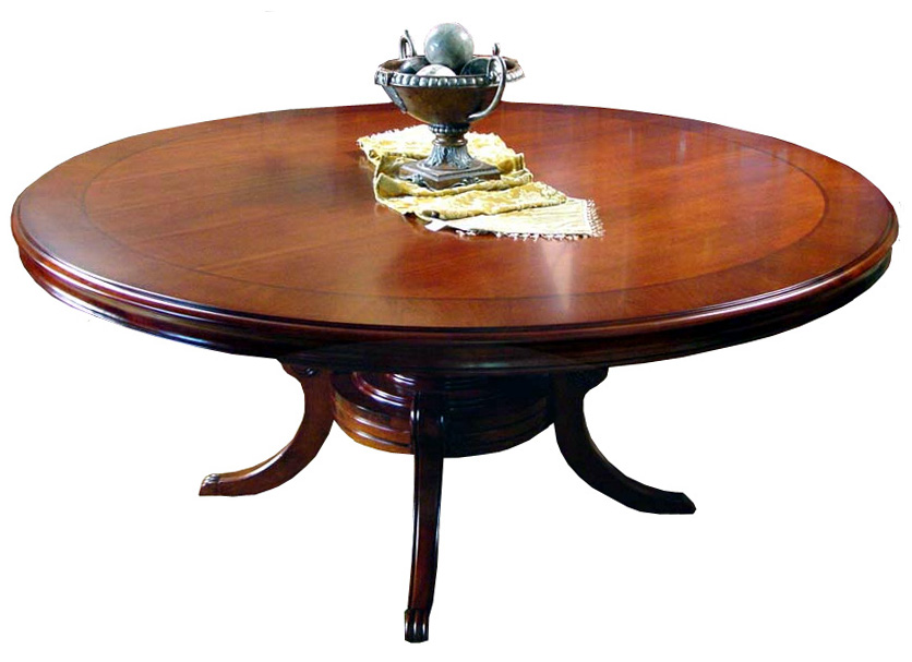 72 Inch Round Mahogany Pedestal Dining Table Buy Dining Table Cheap