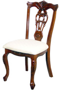 Mahogany Side Chair SR098