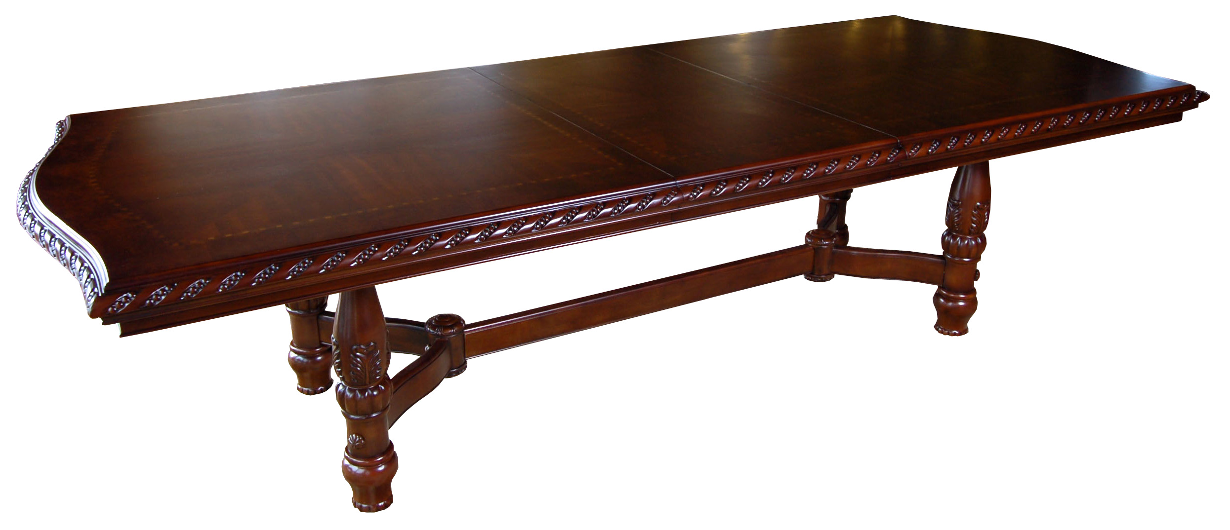 10 ft rectangular mahogany dining table ebay