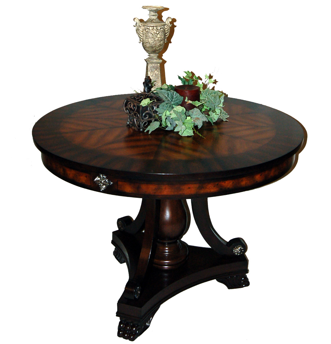 Foyer Table Height Cora Pub Table Bar Height Round Faux Marble