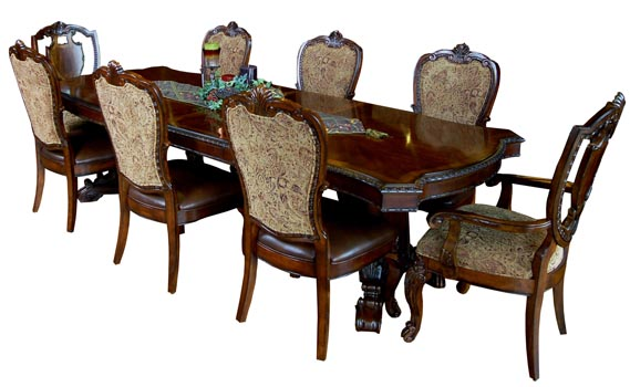 Exotic Mahogany Dining Room Set On Sale Ebay