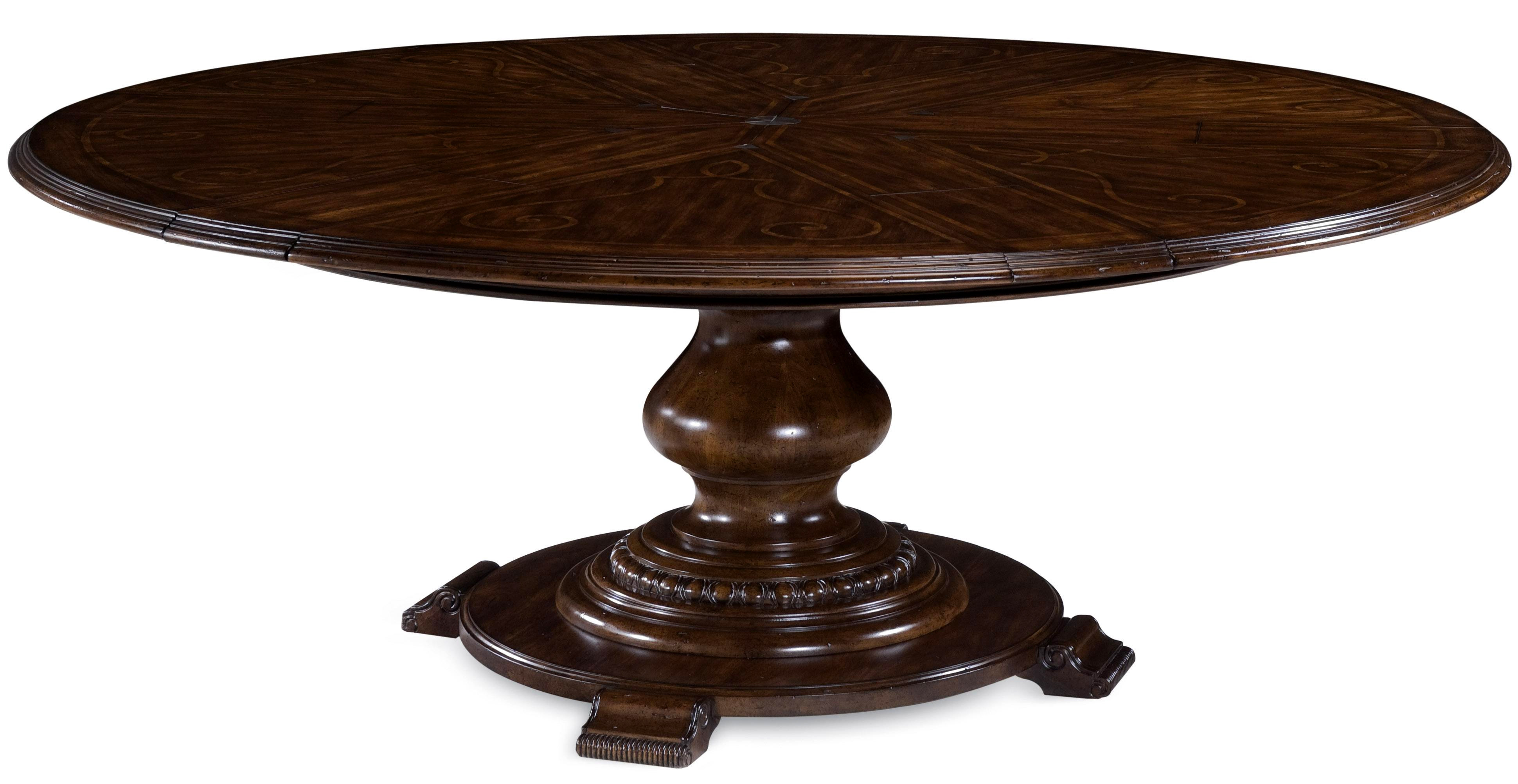round dining table - photo #13